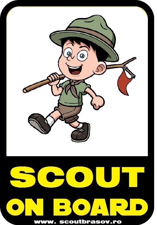 scout on board orizont brasov
